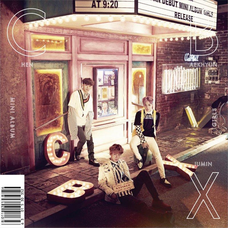 """EXO–""""CBX"""""""