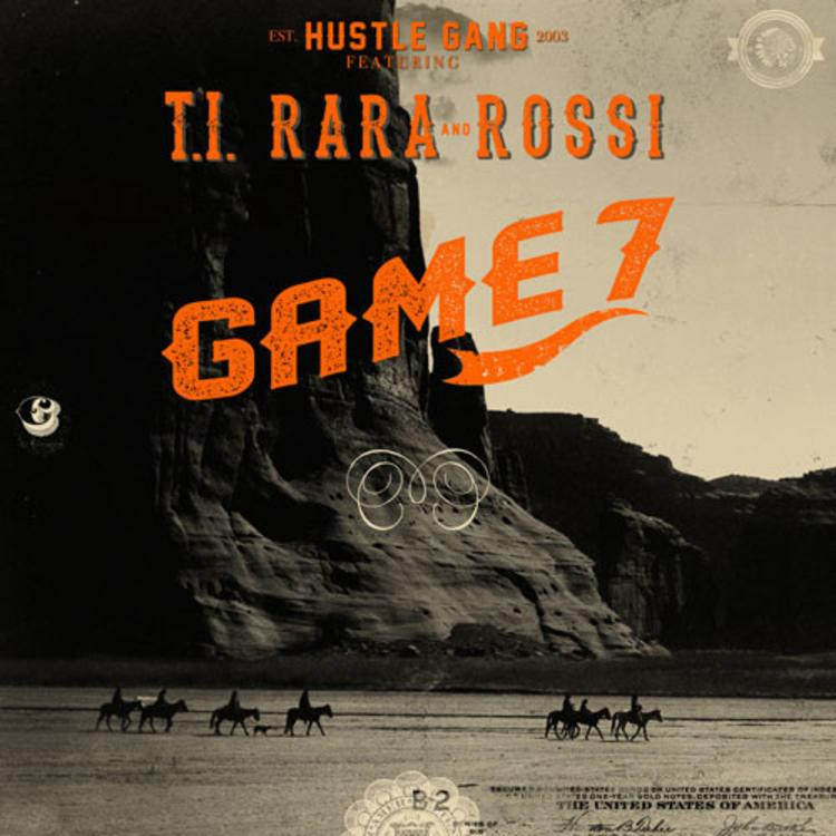 "HUSTLE GANG–""Game 7"""