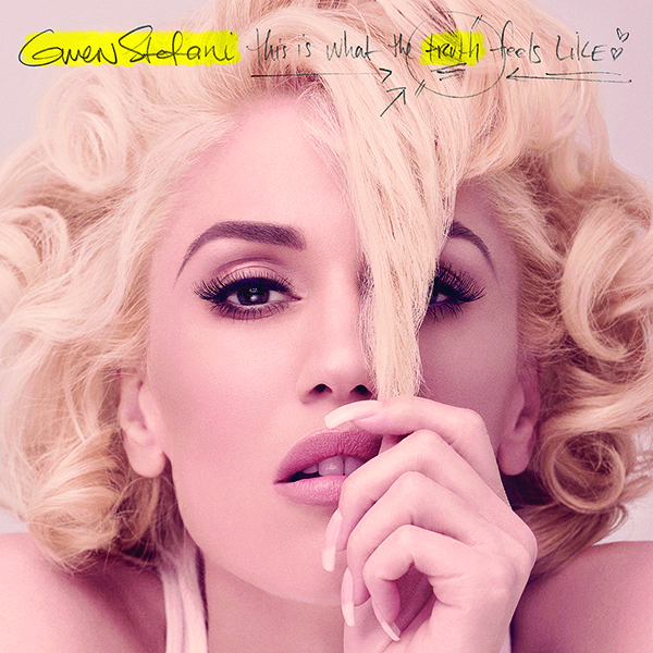 GWEN STEFANI   THIS IS WHAT THE TRUTH FEELS LIKE  MIXING  2016