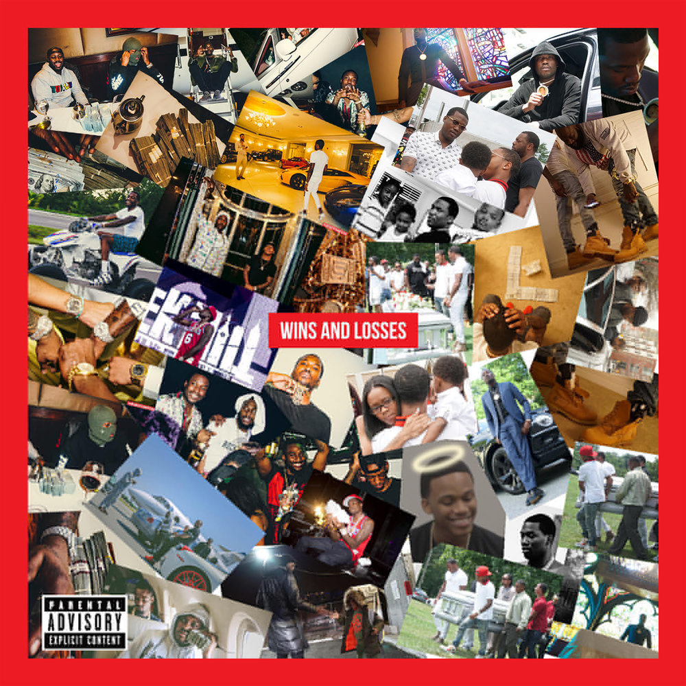 """MEEK MILL–""""Wins and Losses"""""""