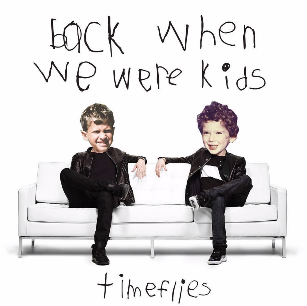 """TIMEFLIES–""""When We Were Young"""""""