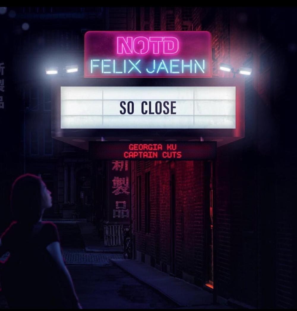 "NOTD–""So Close"""