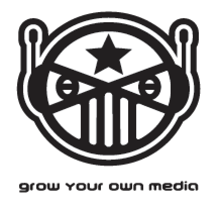 grow your own media. GYOM