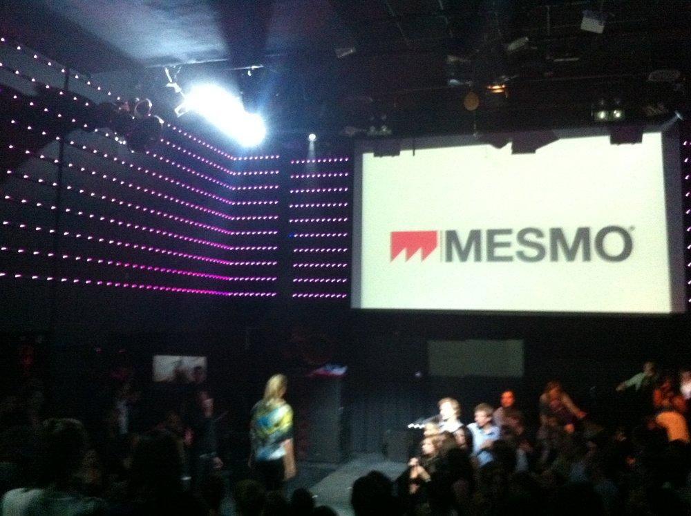 Amsterdam Fashion Institute (AMFI) x MESMO