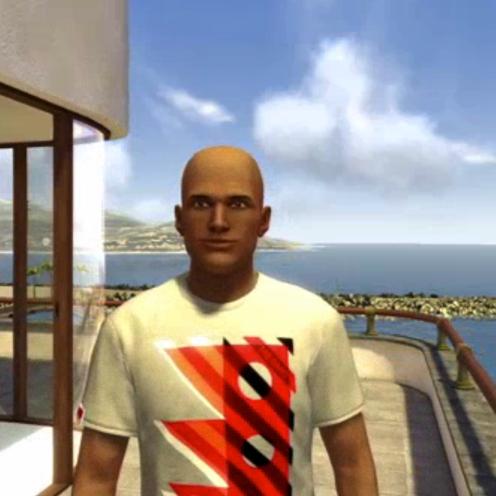 MESMO x Sony Playstation Home (2011)