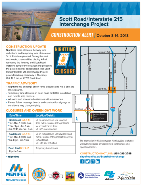 Events — Riverside County Projects