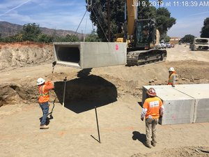 Temescal Canyon — Riverside County Projects