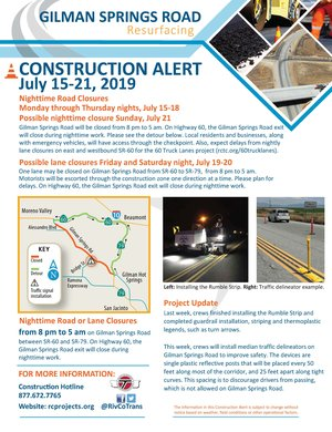 Riverside County Projects