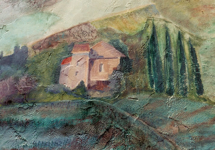 Hammerick House Mural