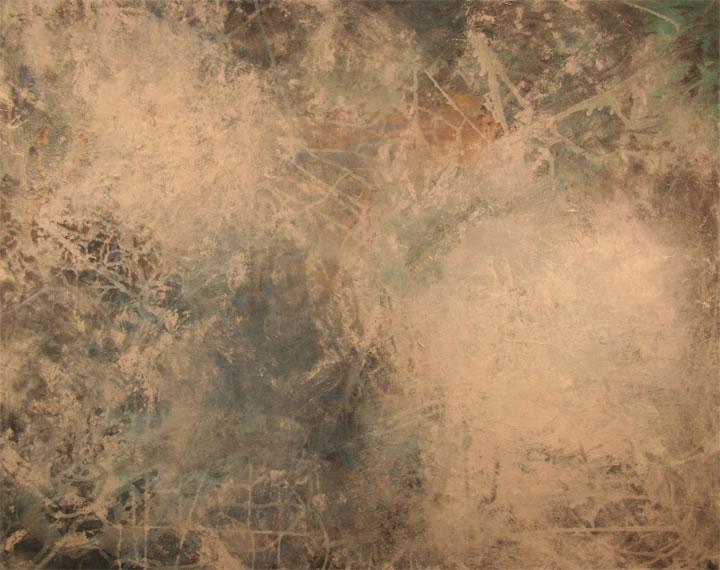 """Ice II Acrylic 22"""" x 28"""""""