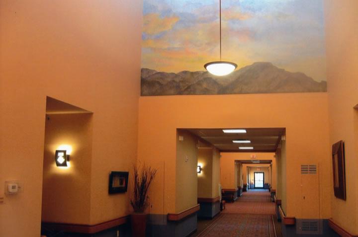 Albuquerque Sunrise Corridor 9' x 15'