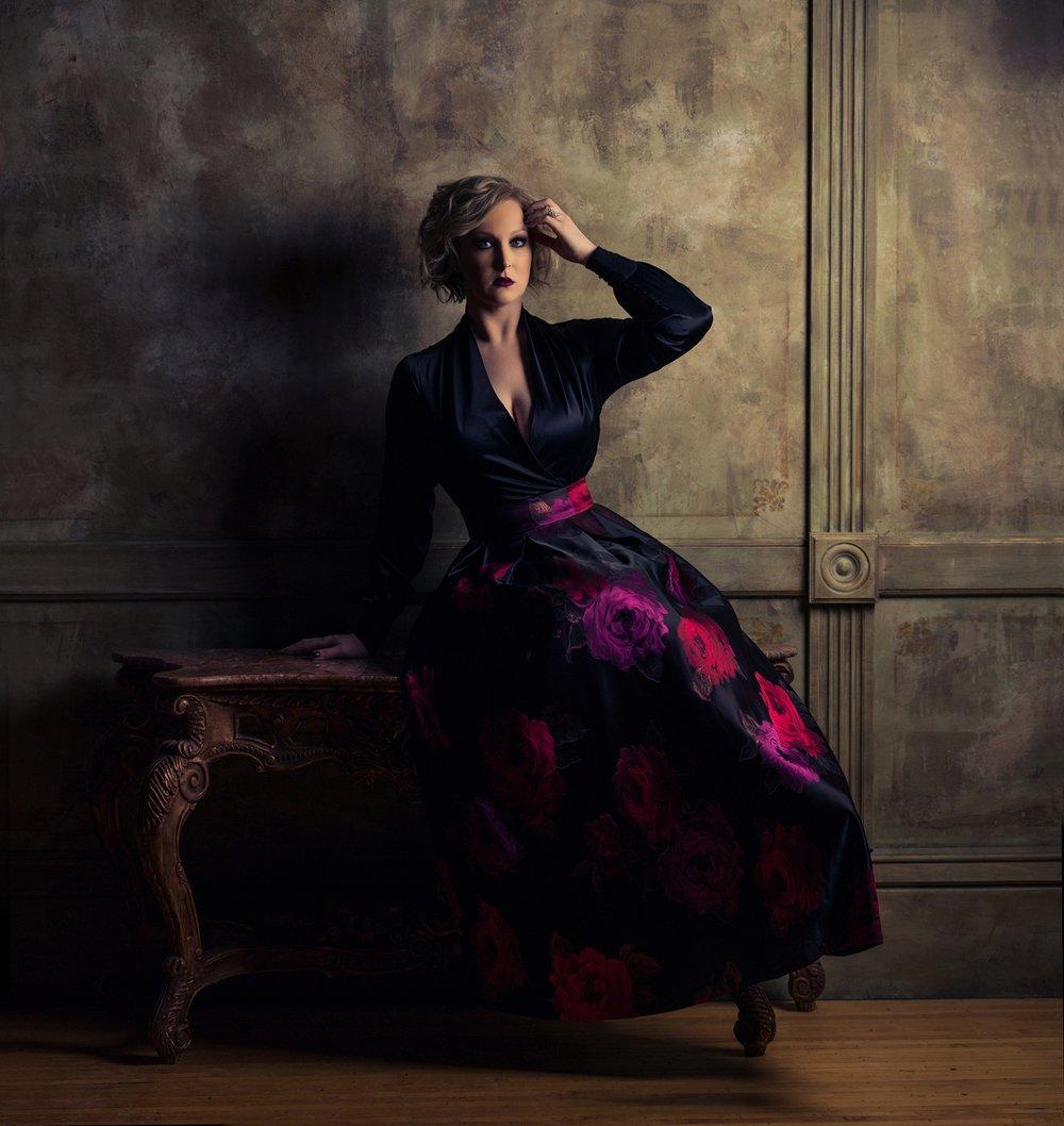 Lindsay Ammann Dramatic Mezzo/Contralto