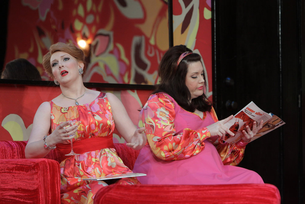 Beatrice   The Curious Women (Le Donne Curiose)   Wolf Trap Opera 2011