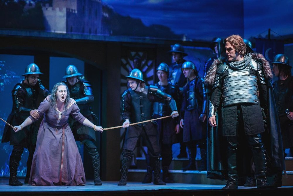 Azucena,  Il Trovatore,  Central City Opera 2018 Photos: Amanda Tipton