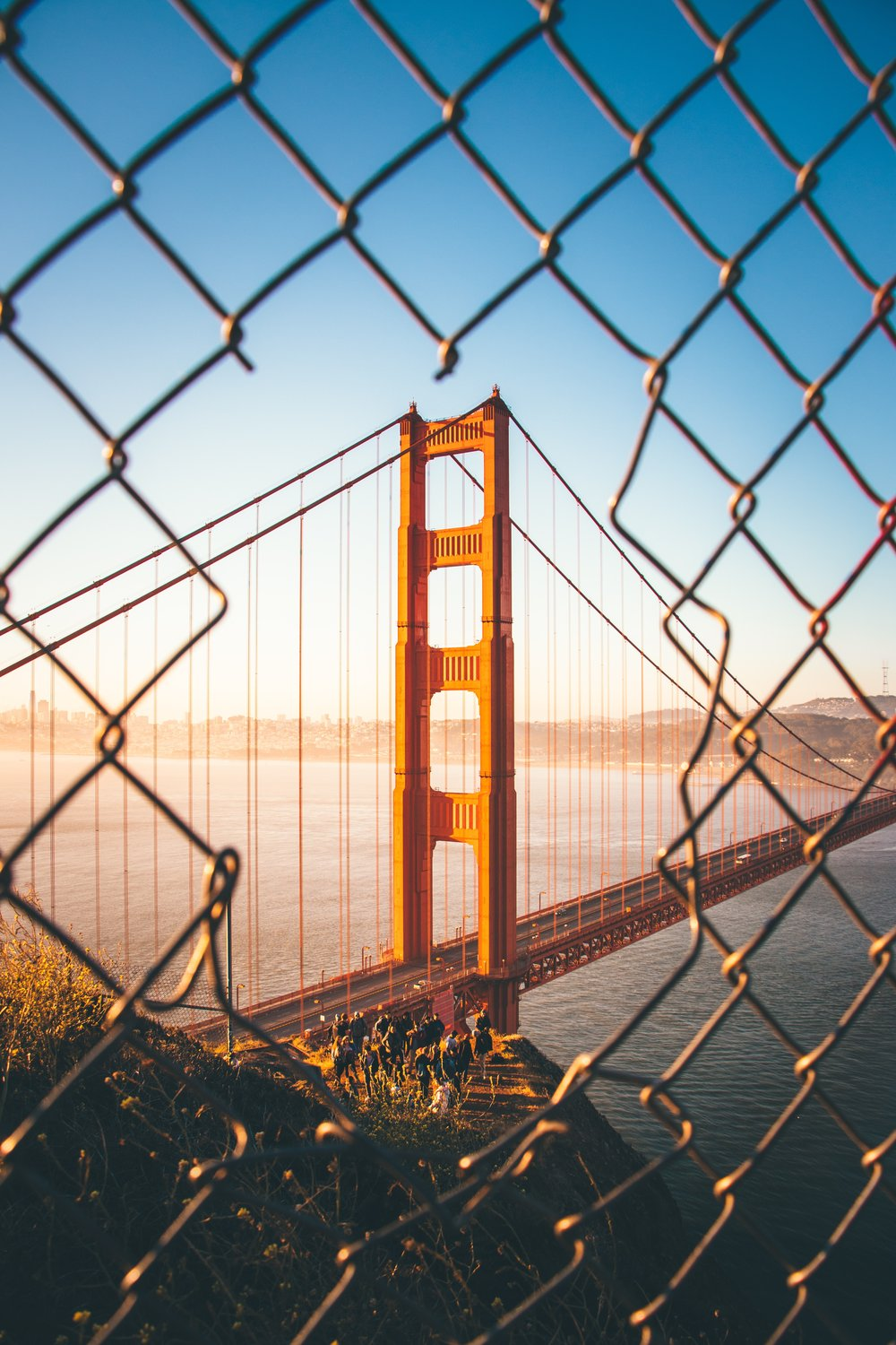 Fenced-in at Battery Spencer. Photo by  Jaredd Craig  on  Unsplash