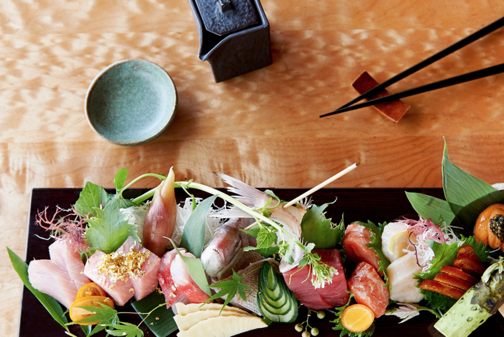 Dinner at Sushi Ran is a world-class experience.