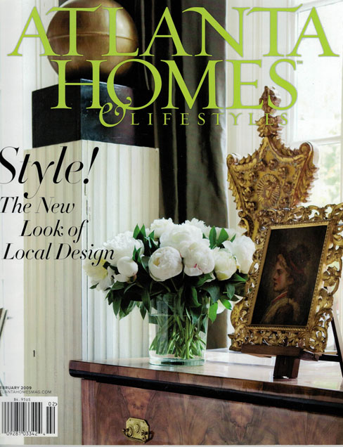 ATLANTA HOMES & LIFESTYLES, FEB. 2009