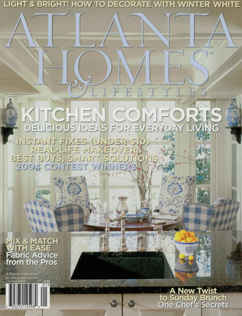 ATLANTA HOMES & LIFESTYLES, JAN. 2004