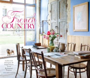 French Country - Read about Gretchen's work in the book French Country by Cindy Smith Cooper. Publication date October 2018, by 83 Press.