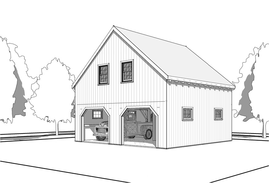 Introducing Timber Frame Kits — Brooks Post & Beam