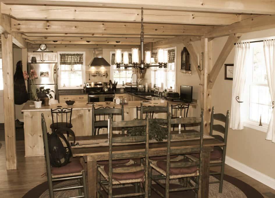 Barrington Interior Kitchen