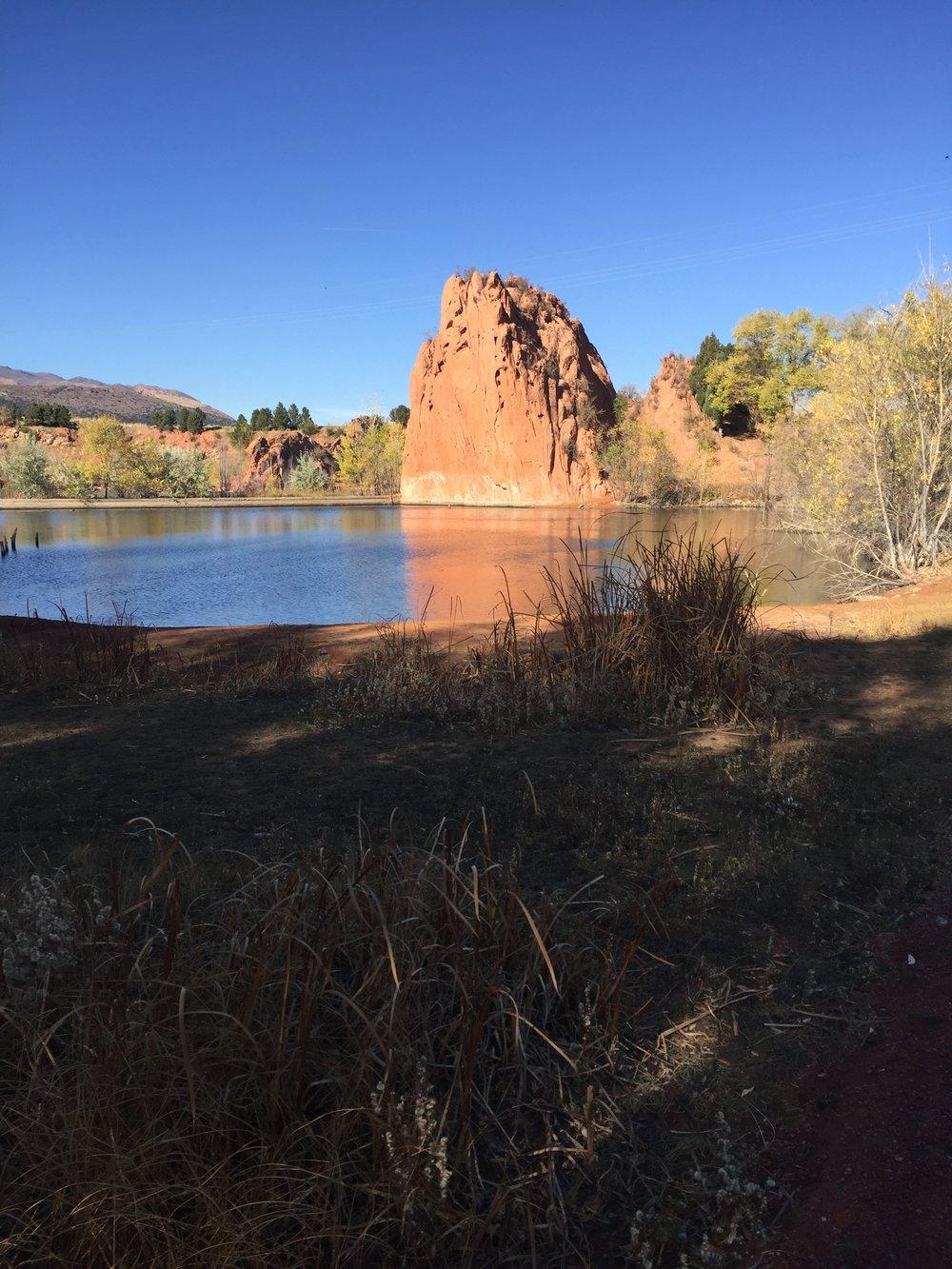 Red Rock Canon Open Space, Colorado Springs