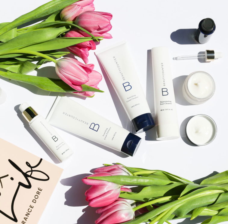 I have a personal shopping website for Beauty Counter productsto find less toxic personal care items andmake up.  Click here  to shop Beauty Counter.