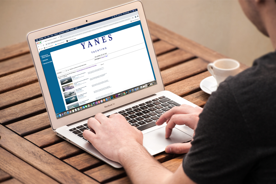 YACHT SEARCH WEB PORTALS - Listing on the web portals with the largest databases of new and used fishing and power boats, Yanes Yachting reaches a worldwide audience. Our listings can be found in Yachtworld, Boat Trader, Cosas de Barcos and Tulancha.com.