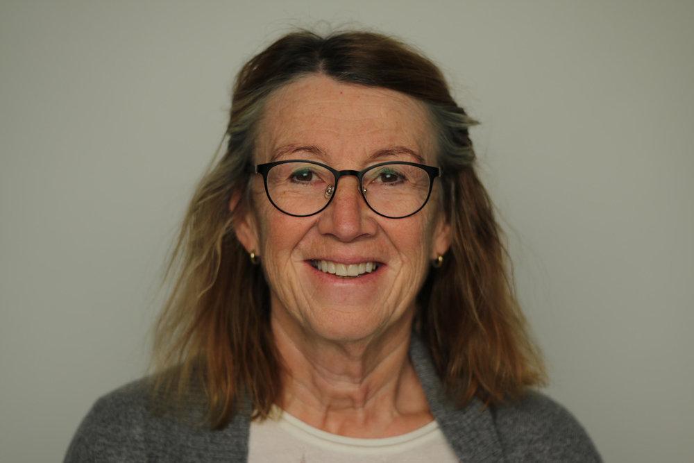 Agneta Wallenstam - Pastor