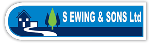S Ewing & Sons LTD - Builders, Landscaping Experts, Civil Engineering based in Fife.