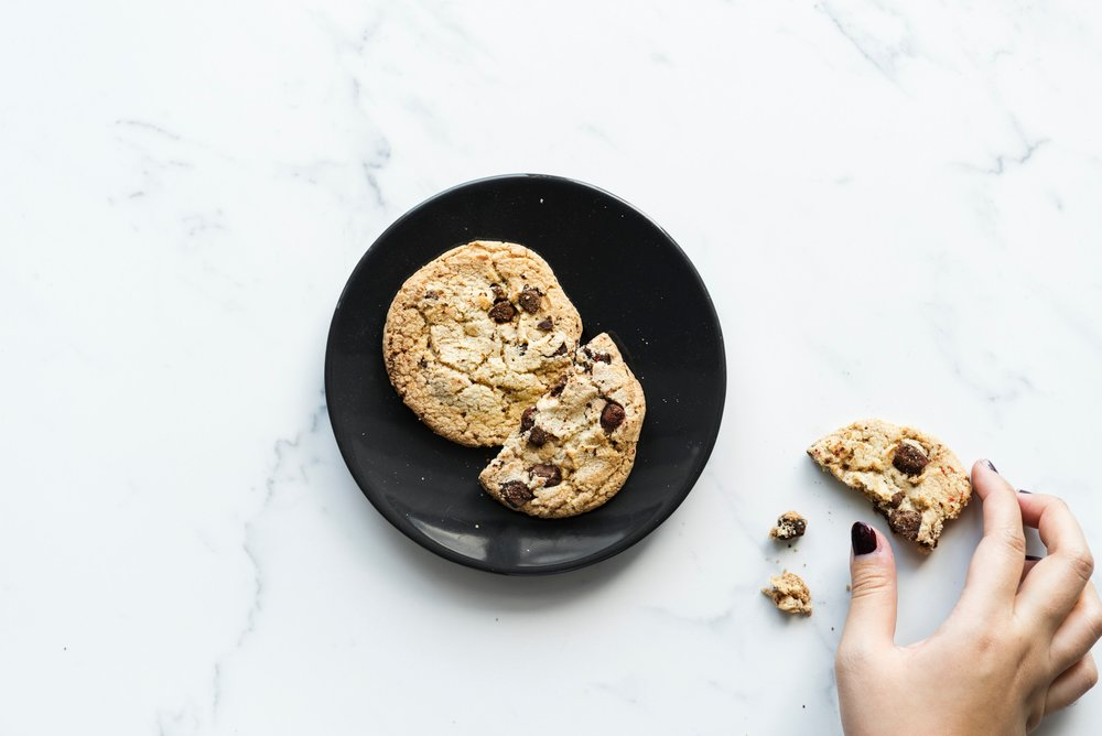 cookies moderation nutrtiion