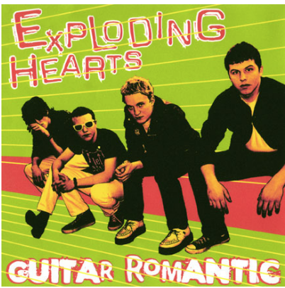 """The Rumpus: on The Exploding Hearts, """"Shatter My Heart"""""""