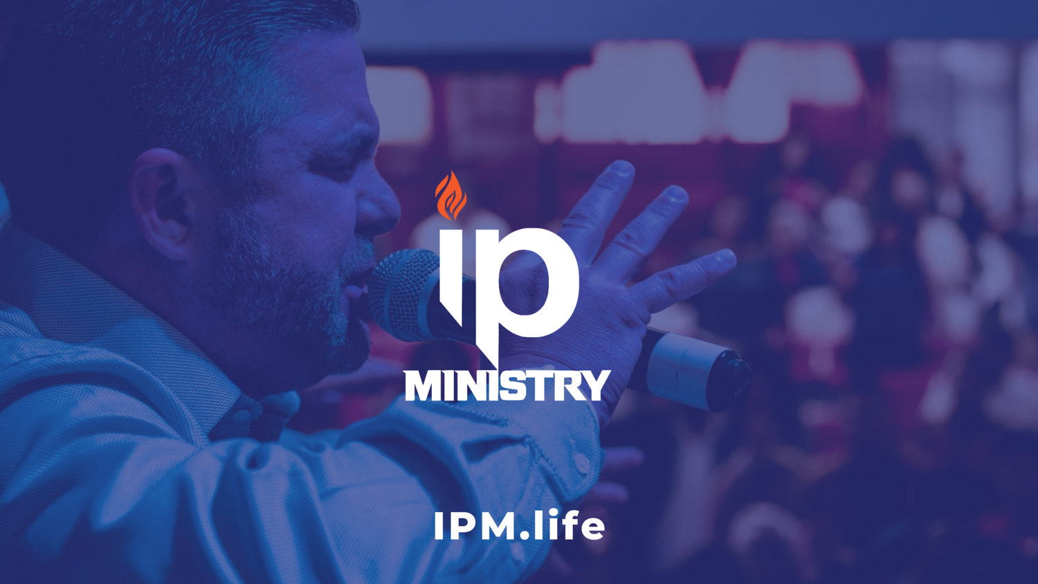 About — Igniting Passion Ministry - Pastor Brian Bowerman