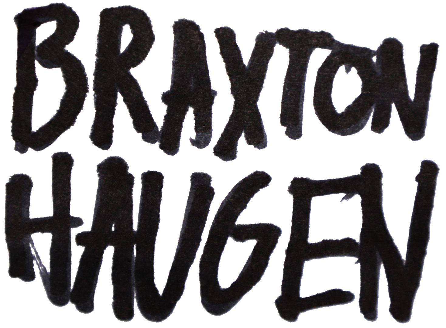 Braxton Haugen – Official Website