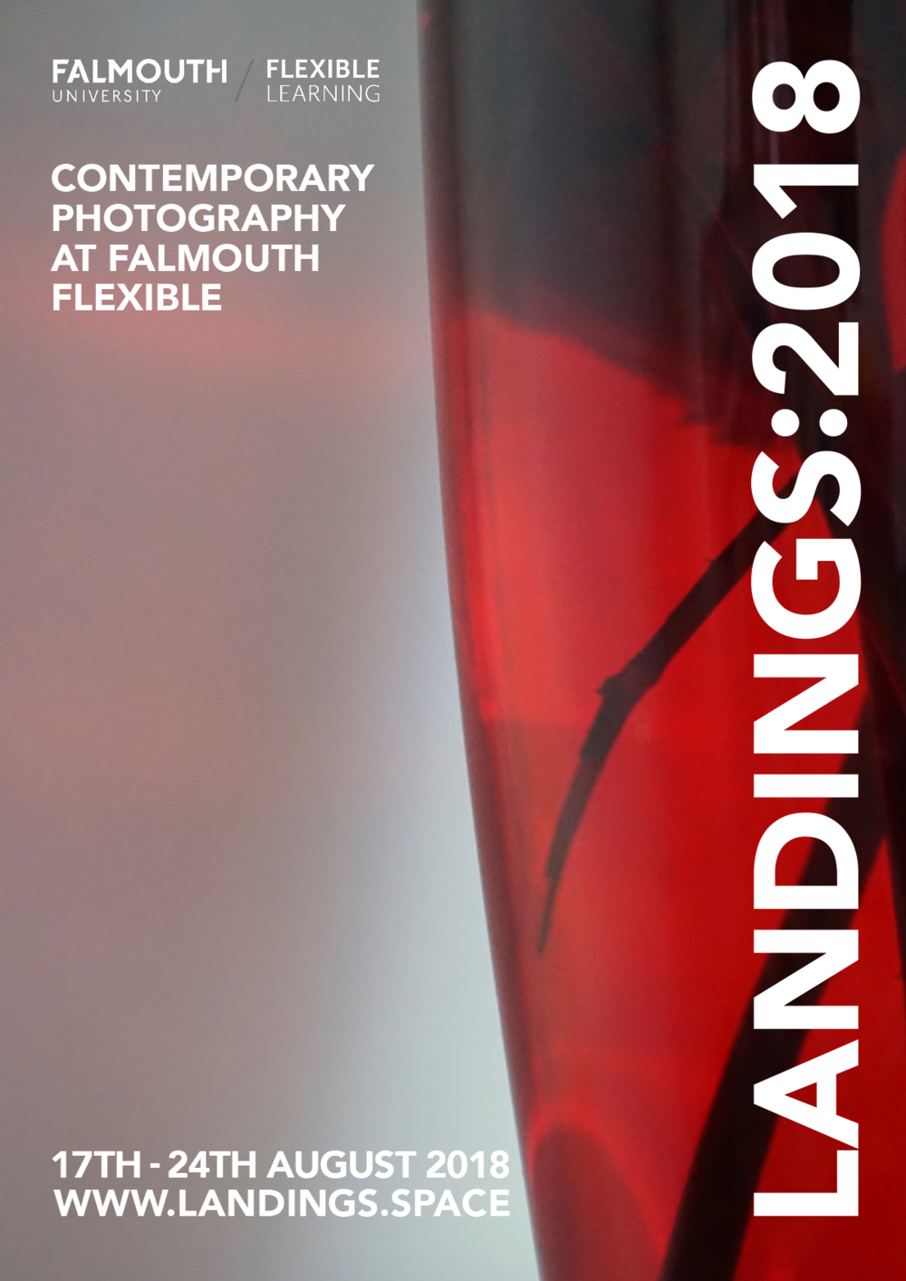 LANDINGS:2018 - 'Landings' is a collection of current work by students and staff of the MA Photography course at Falmouth University.