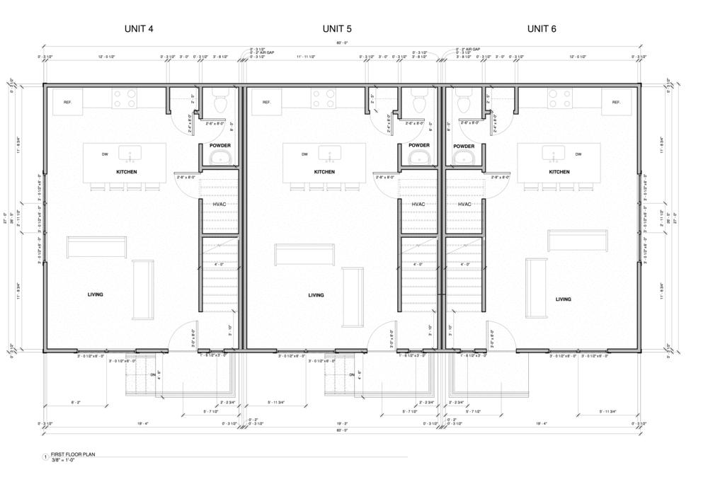 Units 4-6 Floor 1
