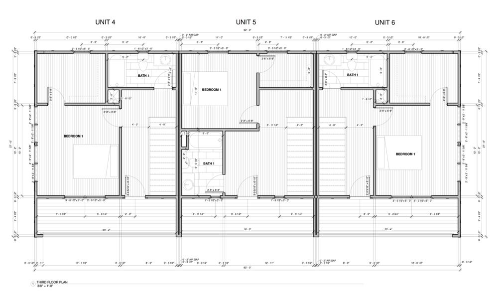 Units 4-6 Floor 3