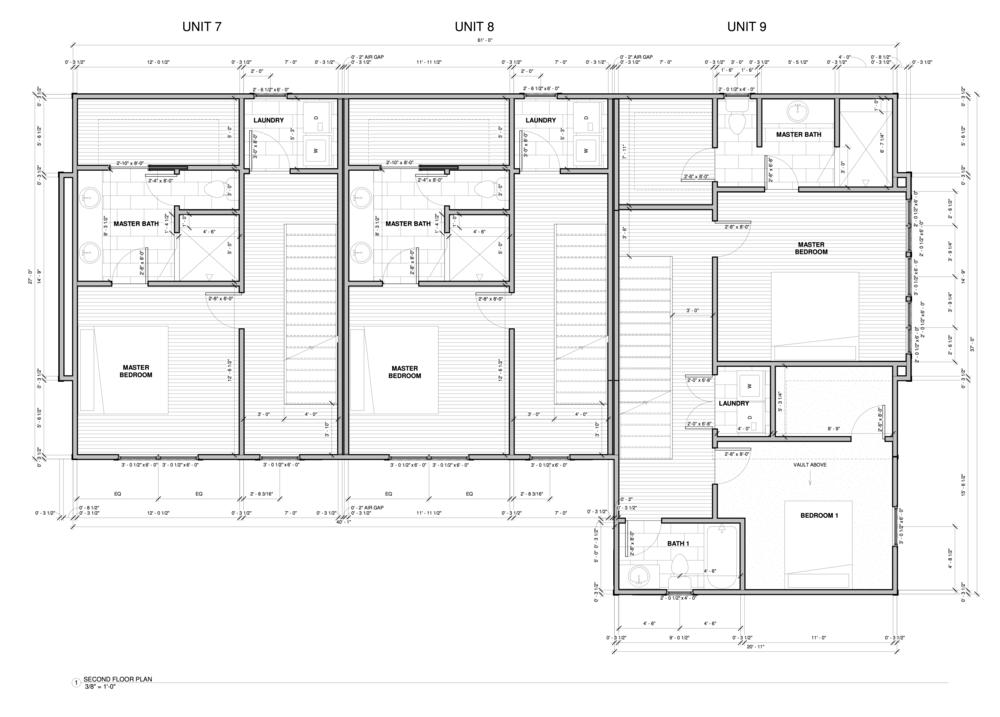 Units 7-9 Floor 2