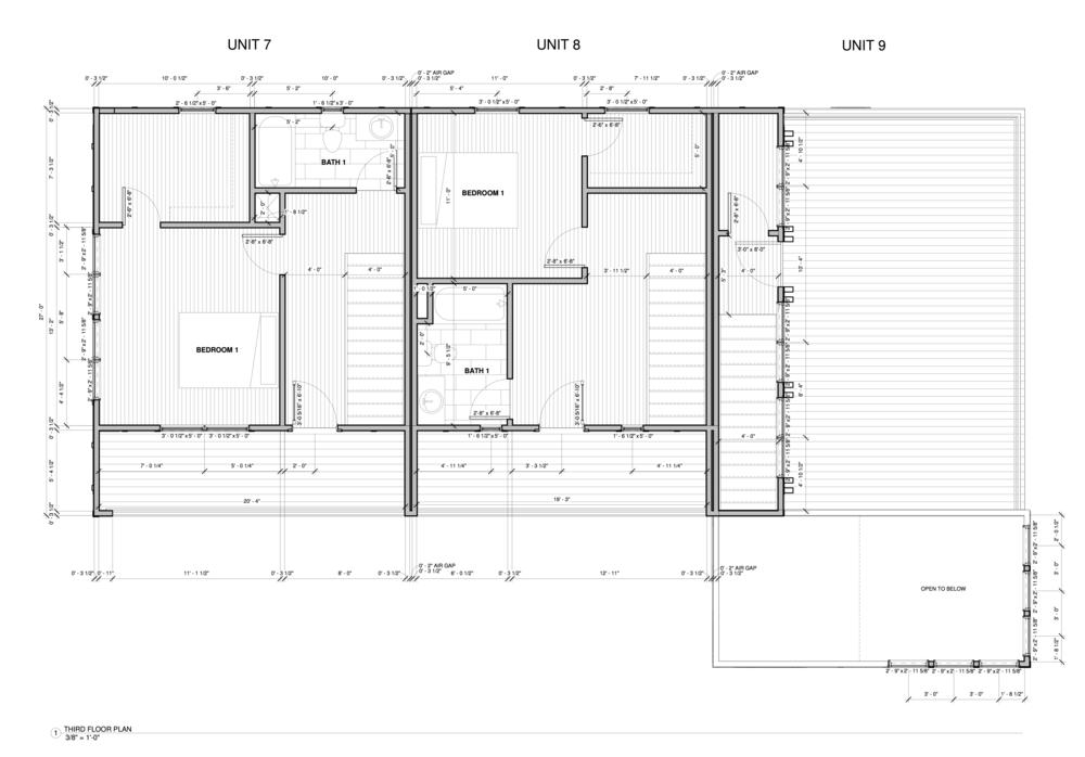Units 7-9 Floor 3