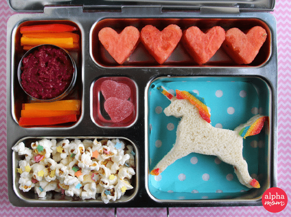 Your RAVE is basically a Branding Bento Box -- yum! (image from alphamom.com)