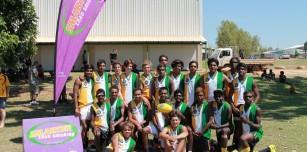 The Kimberley All-Stars Team