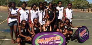 Grand Final Teams Wyndham District High School Teams White and Orange