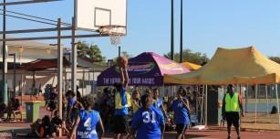 Two Broome Senior High School teams go head-to-head