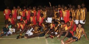 2015 Exhibition Match – Mowanjum Hawks with the Yurmulun Suns