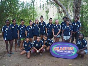 Smarter than Smoking Girls Leadership Camp making a comeback at El Questro! .jpg