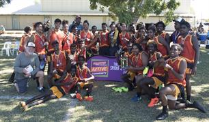 2018 Kimberley Colts Champions Central Kimberley Football League