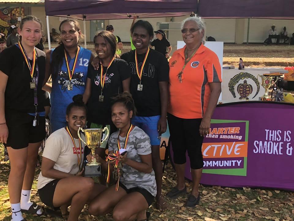 Garnduwa Festival 2018 A Grade Winners One Arm Point All Stars   Garnduwa Festival 2018 A Grade Basketball Champions One Arm Point All Stars.jpg