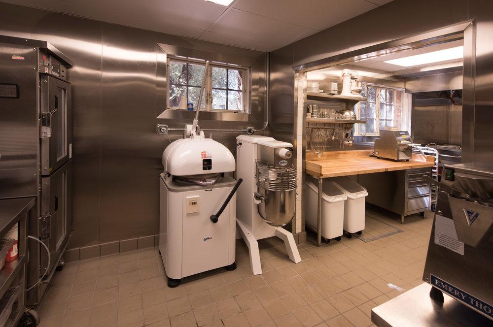 Baking Prep Area
