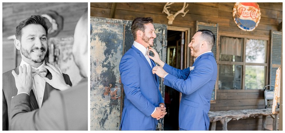 condors nest ranch wedding
