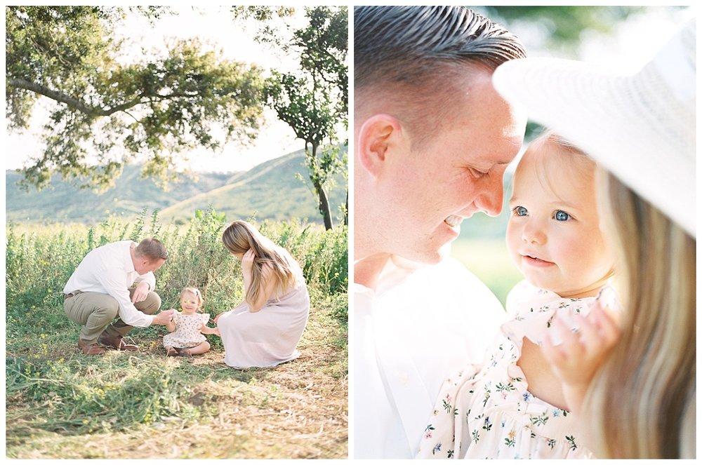 Fine art family photographer, orange county family photographer
